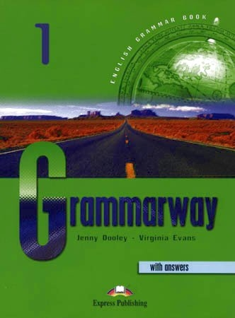 Express Publishing Grammarway 1 - Student´s Book with answers