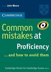 Common Mistakes at Proficiency (CPE)