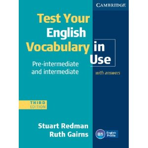 Test Your English Vocabulary in Use Pre-inter and Inter