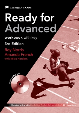 Ready for Advanced (3rd) Workbook with key Pack