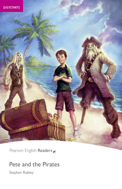 Penguin Readers Easystarts Pete and the Pirates (Penguin Readers - easystars)
