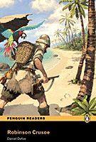 Longman Pearson Robinson Crusoe + CD (Level 2: elementary (600 words))