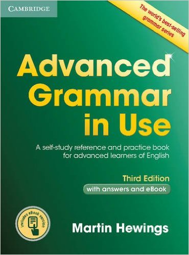 Advanced Grammar in Use 3rd edition with answers and ebook (Hewings Martin)