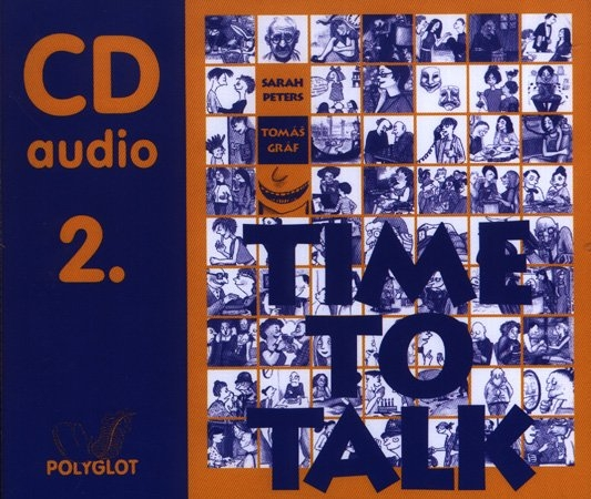 Time to Talk 2 - CD (5)