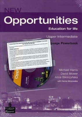 New Opportunities Upper-Intermediate - Power Book + CD
