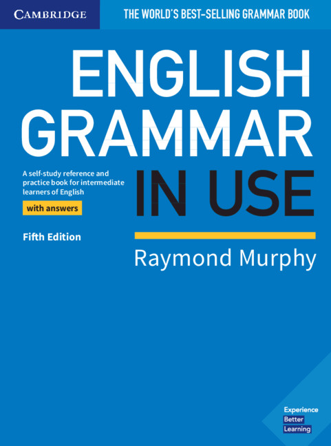 English Grammar in Use 5th edition (with answers) Raymond Murphy