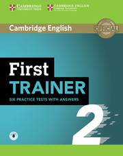First Trainer 2 2nd Edition - Practice Tests with answers