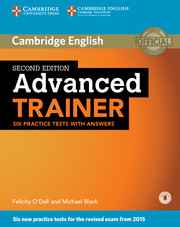 Advanced Trainer 2nd Edition