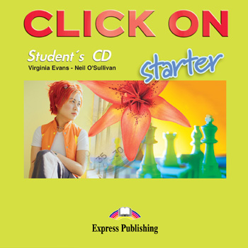 Click On Starter - Student's Audio CDs (2)