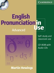 English Pronunciation in Use Advanced + CD-ROM + Audio CD (5)