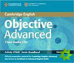 Objective Advanced 3rd edition Audio CDs (3)