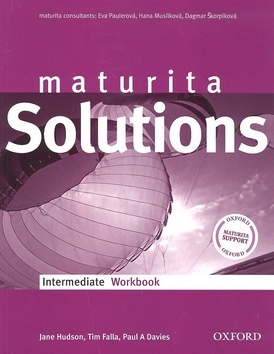 Maturita Solutions 1st Intermediate Workbook CZ