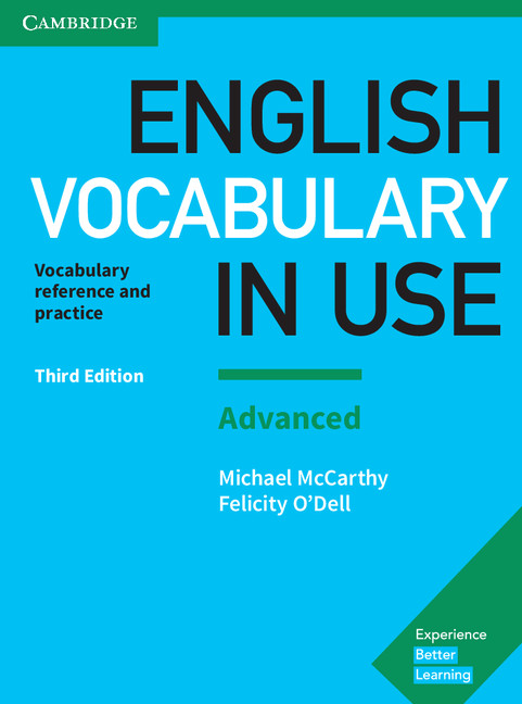 English Vocabulary in Use Advanced (3rd) with answers