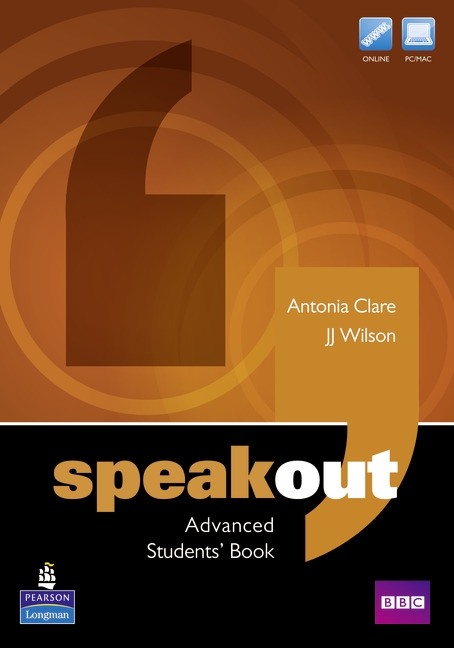Speakout Advanced Students' Book and DVD/active Book Multi ROM Pack