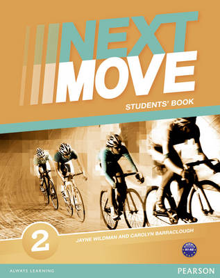 Next Move 2 Students Book for Pack