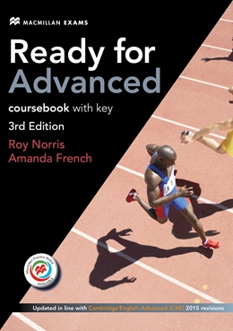 Ready for Advanced (3rd) Student's Book with Key & MPO (+SB audio) Pack
