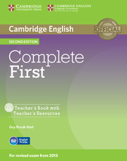 Complete First 2nd Edition Teacher's Book