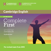 Complete First 2nd Edition Class Audio CDs (2)