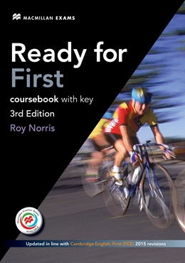 Ready for First (3rd edition) Student's Book with Key + Online Audio