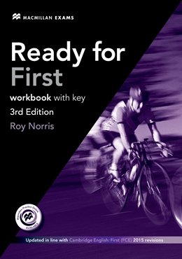 Ready for FCE (3rd edition) Workbook & Audio CD Pack with Key