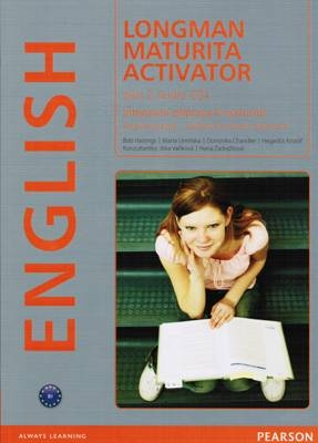 Maturita Activator Students Book + CD CZ Edition