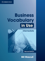 Business Vocabulary in Use 2nd Edition Intermediate with answers