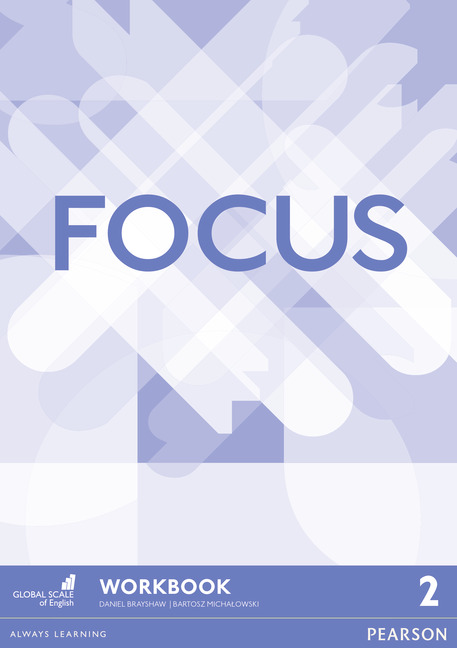 Focus 2 Global Edition Workbook