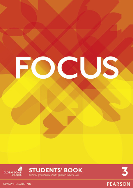 Focus 3 Global Edition Student's Book
