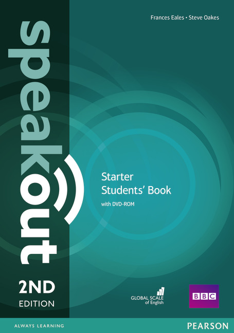 Speakout 2nd Edition Starter Student's Book and DVD-ROM