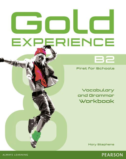 Gold Experience B2 Workbook without Key