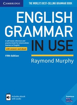 English Grammar in Use 5th ed. with answers and Interactive eBook - R. Murphy