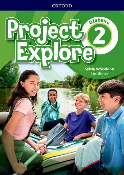Project Explore 2 Student's book CZ