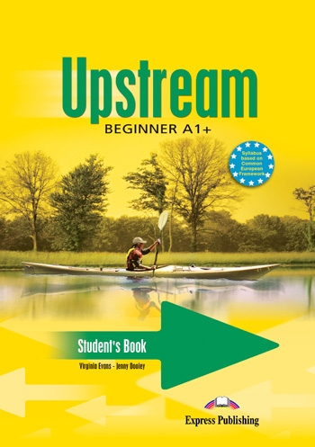 Upstream Beginner A1+ - Student´s Book + audio CD