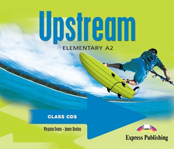 Upstream Elementary A2 - Class Audio CDs (3)