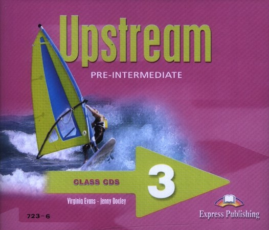 Upstream Pre-Intermediate B1 - Class Audio CDs (4)