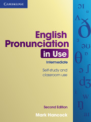 English Pronunciation in Use Intermediate 2nd Edition + Audio CD (4)